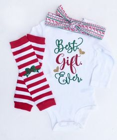 7489710ca5e5 14 Best Baby girl Christmas outfits images