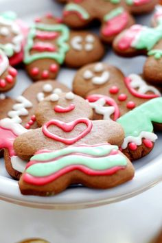 The True Spirit of Christmas and Our Family's Gingerbread Men & Women Recipe