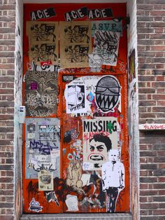 Redchurch Street,  Street Art