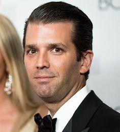 Donald Trump Jr., 38 años