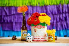 mexican-fiesta-cinco-de-mayo-wedding-centerpieces
