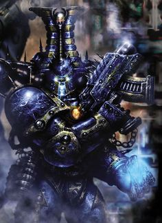 Thousand Sons - Inquisitor trilogy