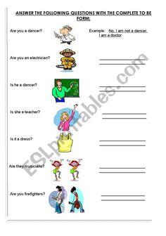 English Lessons For Kids, Esl Lessons, Teacher Notes, Best Teacher, Verbo To Be, Esl Lesson Plans, Vocabulary Worksheets, Online Tests, Student Motivation