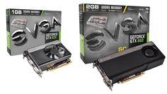 Superclocked EVGA GTX 650 and 660 emerged