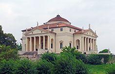 Andrea Palladio - Villa Capra (detta La Rotonda)