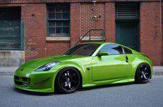 fullthrottleauto: Nissan 350 Z