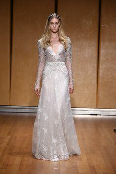 Inbal Dror Bridal Fall 2017 Fashion Show Collection