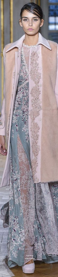 Zuhair Murad Ready-to-Wear Fall-winter 2017-2018