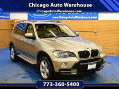 2008 BMW X5 Xdrive 3.0is - 73k Miles  Automatic, leather , 3rd row seat, panoramic sunroof, heated seats & heated steering wheel, sport activity package , parking sensors, alloy wheels, just serviced , fresh fluids , new brakes, 4 new tires, clean Carfax , clean title !   Chicago Auto Warehouse 3325 W Montrose Ave  Chicago IL 60618 (773) 360-5400  #ChicagoAutoWarehouse #QualityCars #ChicagoCars #5StarReviewDealer