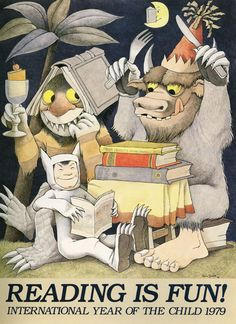 Posters By Maurice Sendak
