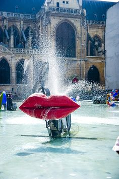 Stravinsky fountain near Beaubourg Beautiful Paris, I Love Paris, Beautiful World, Oh The Places You'll Go, Places To Travel, Places To Visit, Paris Travel, France Travel, Tour Eiffel