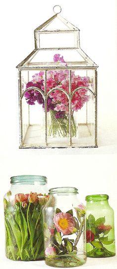 Glass Garden « Bees & Tulips