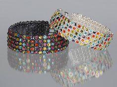 Bracelet with Crystaletts (crystaletts.com)