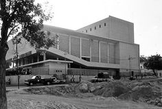 Somali National Theatre in Mogadishu