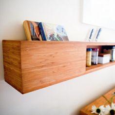 Unit 2 Storage Shelf