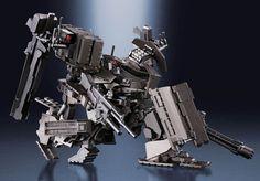 Super Robot Chogokin - Armored Core V UCR-10/A