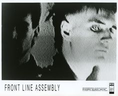 Front Line Assembly - forever my favourite band