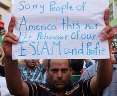"""Scusa America"". Scende in piazza l'altra Bengasi."