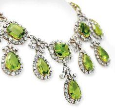 Necklace - 1870s - Christie's