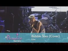 "Cody Simpson ""Bubble Toes"" (Cover) Live: The Paradise Tour : Episode 21"