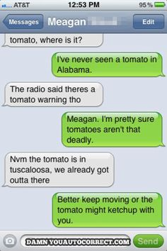 funny auto-correct texts - The 15 Funniest Autocorrects From January 2012