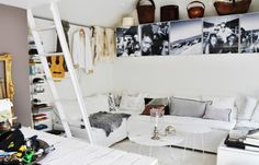 myidealhome:  cozy living (via Solid frog)