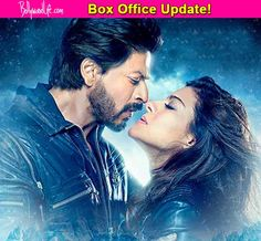 Dilwale box office collection: Shah Rukh Khan and Kajols romantic drama earns Rs 41.09 crore in two days!