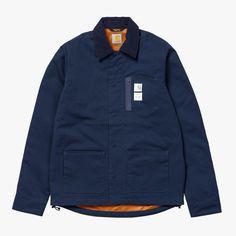Carhartt WIP x Pelago : Jacket by Mission Workshop - Weatherproof Bags & Technical Apparel - San Francisco & Los Angeles - Built to endure - Guaranteed forever