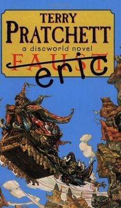 Eric: A Discworld Novel (Discworld Novels): no 9!