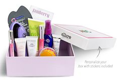 Check out this new limited edition box from Allure and Teen Vogue!