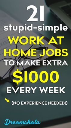 Stupid-simple Work At Home Jobs To Make Extra Money Everyweek. – Diy Ideen Stupid-simple Work At Home Jobs To Make Extra Money Everyweek. – Diy Ideen,Hmmm Stupid-simple Work At Home Jobs To Make Extra. Ways To Earn Money, Earn Money From Home, Make Money Fast, Earn Money Online, Way To Make Money, Money Tips, Making Money From Home, Buying A Home, Online Cash
