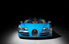bugatti legend veyron 16.4 grand sport vitesse - meo costantini - designboom   architecture