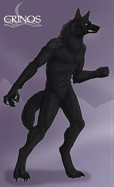 Jean-Paul - Crinos by Tacimur on DeviantArt How To Draw Fur, Creepy Smile, Werewolf Art, Werewolves, Fursuit, Furry Art, Jeans, Folk, Digital Art