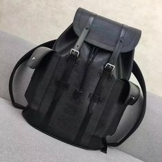 Louis Vuitton Christopher PM backpack M50159 Noir