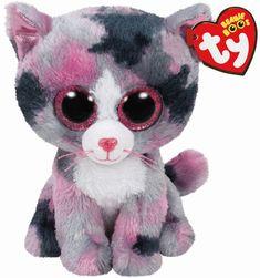 c9b96f7a393 Ty Beanie Boo s Pink Cat Lindi