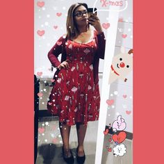 holiday dress #whatthelibrarianwore #submission :@omgstrangerdangerx  Everyone wants a Christmas tree. If you had a Christmas tree Santa would bring you stuff! Like hair curlers and slut shoes.  Janet Evanovich Visions of Sugar Plums  #whatthelibrarianwore #library #libraries #librarian #librarians #librariesofIG #librariansofIG #style #fashion #outfit #outfits #ootd #wiw #wiwt #wiwtw #librarylife #librarylove #librarianship #mystyle #outfitoftheday #outfitinspo #work #workwear #workstyle…