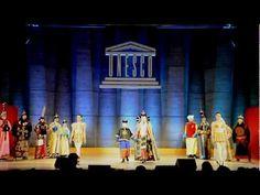 "Mongol costumes at Indonesia- ""Монгол костюмс"" ххк Монголын соёлын өдрүүд Индонезд - YouTube"