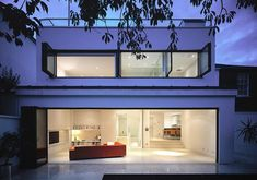 Residential and Modern Architects and Architecture Firm Notting Hill Architects London, Modern Architects, Amazing Architecture, Architecture Design, Two Storey House, Residential Architect, House Windows, My Dream Home, Dream Homes