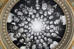 JR - Artist | Paris, France - Inside Out : Au Panthéon - de juin à octobre 2014 | #AuPantheon #jrartist