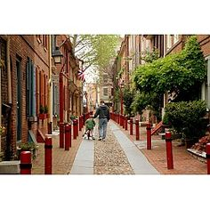 Architecture Walking Tour: Old City Philadelphia, PA #Kids #Events
