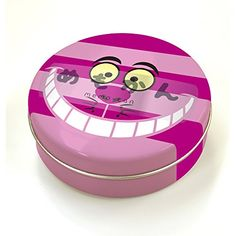 Cheshire Cat Canned Memopads -- Details can be found by clicking on the image-affiliate link.