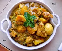 Mauritian Chicken Kalia | Confessions Of A Foodaholic