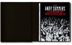 Andy Summers. Inside The Police 1980–1983. TASCHEN Books (Collector's Edition)