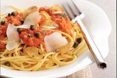 Kijk wat een lekker recept ik heb gevonden op Allerhande! Spaghetti met geroosterde-paprikasaus