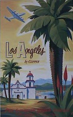 Los Angeles - Pan Am