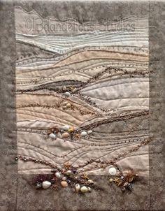 Windswept Sand by Sunni Hamillton