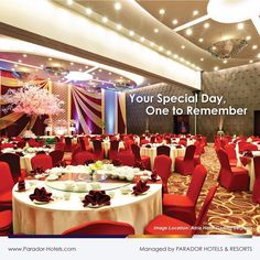 Let @paradorhotels group be a part of your once in a lifetime moment. Find your perfect wedding venue. You and your partner will get an instant gift of return tickets to Bali/Bangkok/Singapore/Hongkong!