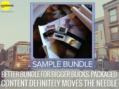 """From """"23 Hacks for Your #IndieFilm Release"""" http://bit.ly/1EkDlPV #ArtistServices #Sundance"""