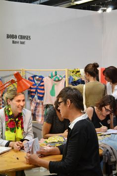Bobo choses - July 12 at Playtime Paris