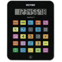 Victor AddPad Jumbo Desktop Calculator